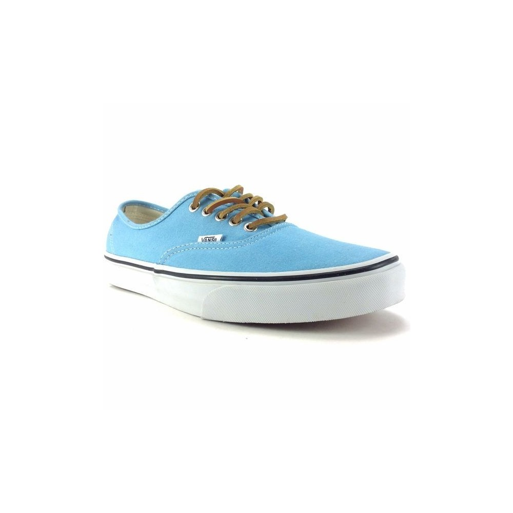 vans authentic bleu