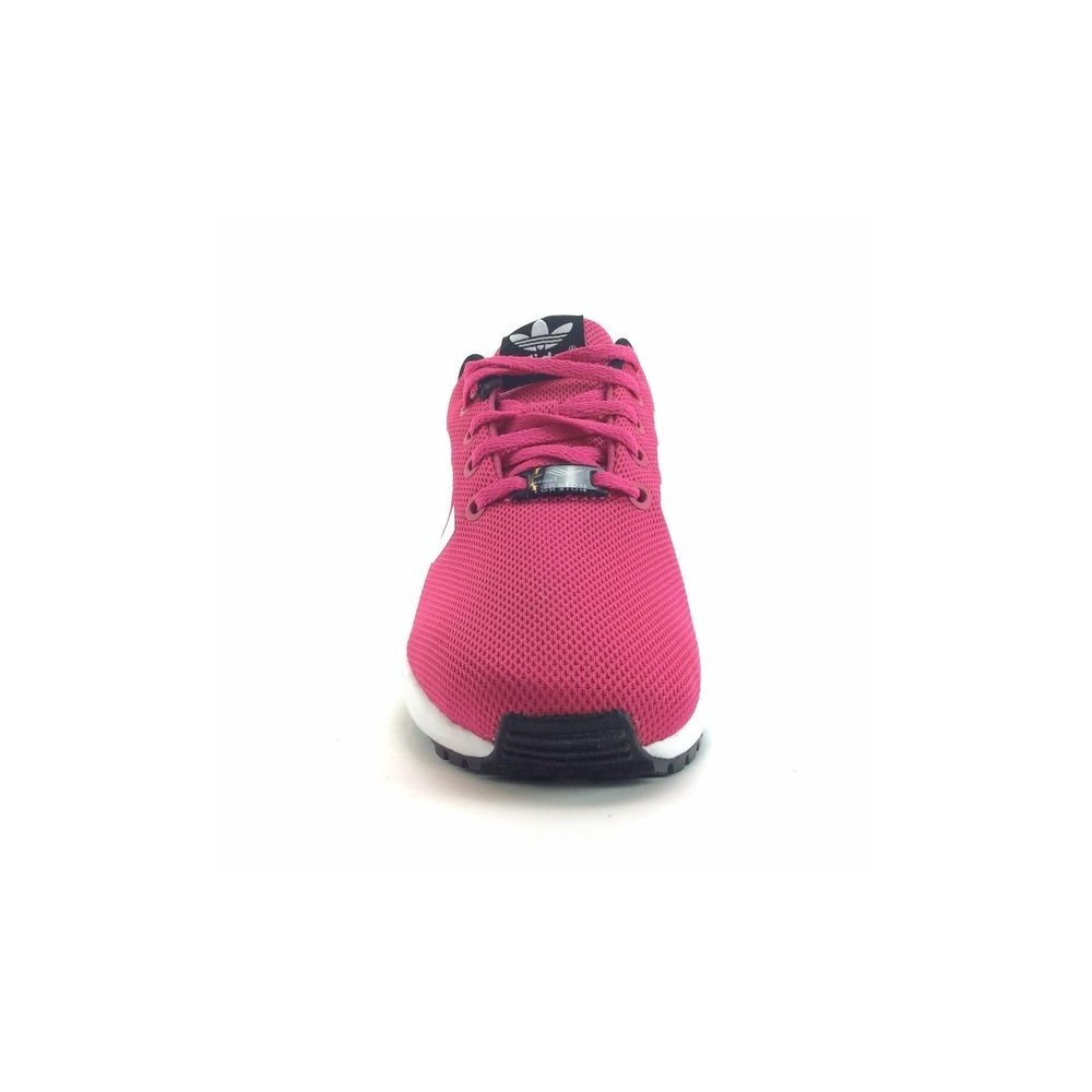 moins cher c2b31 6c68d cheapest adidas zx flux rose or and noir veil 05b35 e375b