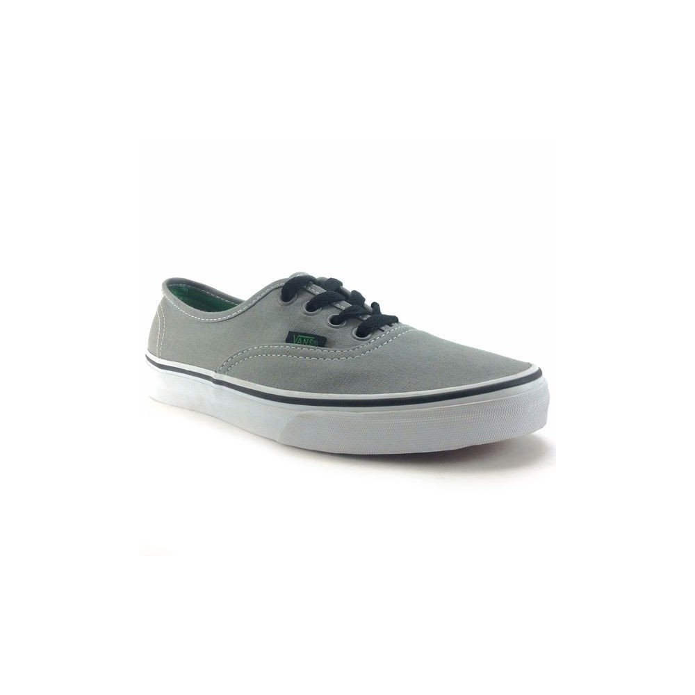 Baskets Gris Vans Authentic Homme Gris Baskets Vans Authentic wazOa
