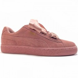 Suede Heart Satin II Wn's