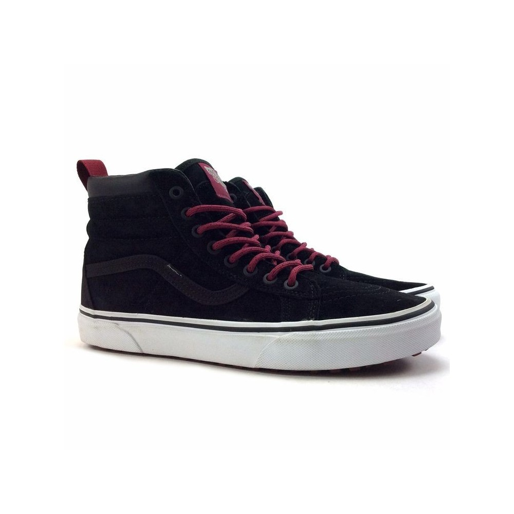 chaussure homme montante vans