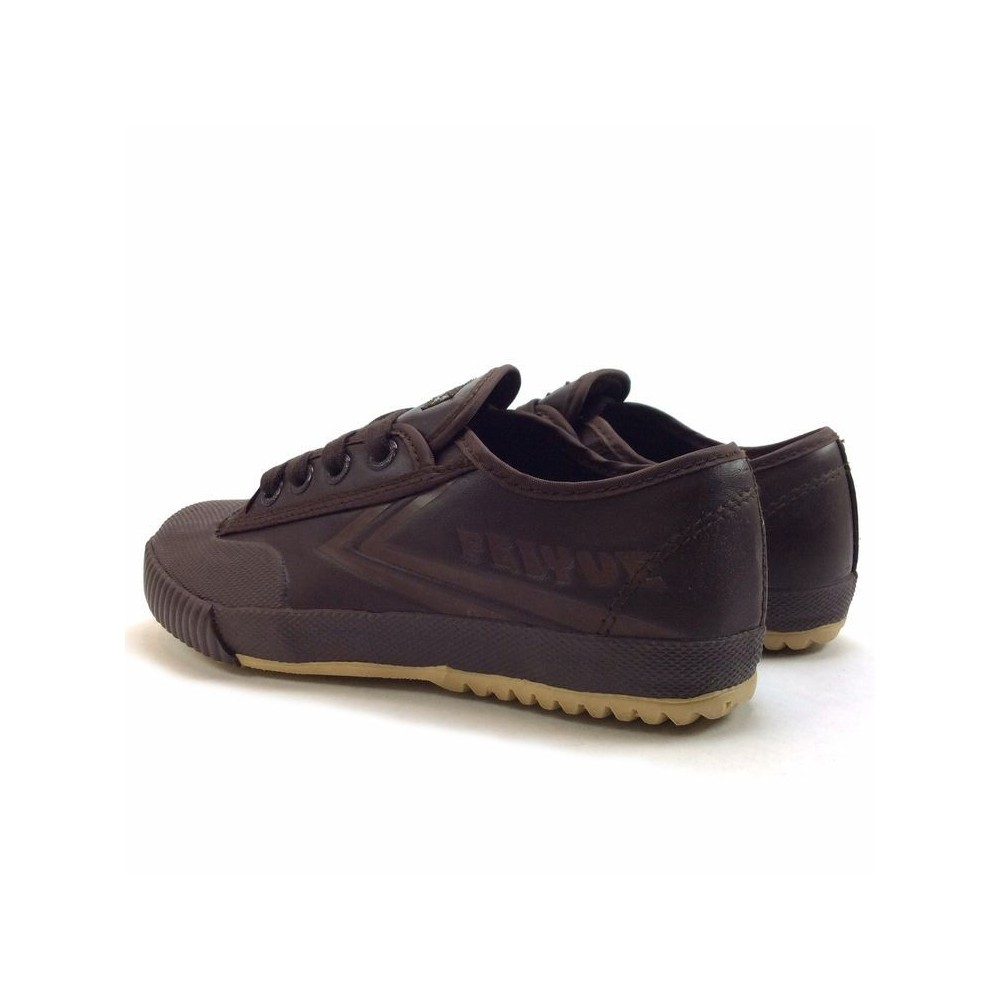 Lo Cuir Kid Leather C Feiyue