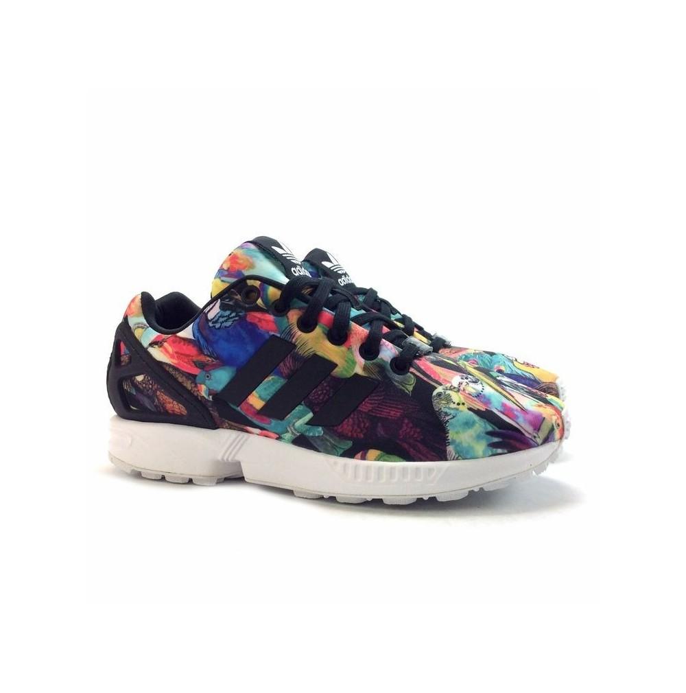 chaussures femme adidas zx flux