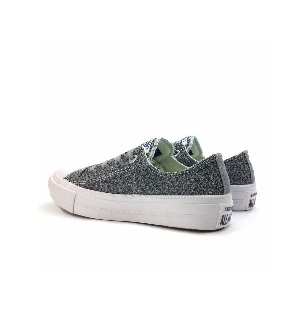 Converse Taylor All Star Ii Chuck Homme Gris Baskets rxWedCBo