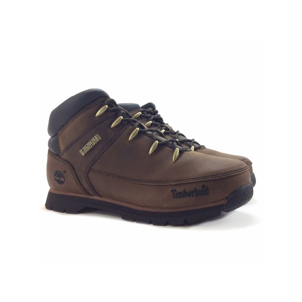 Marron Euro Homme Gastrostomy Sprint Zwtrtpqw Timberland Baskets Zrxw4Z