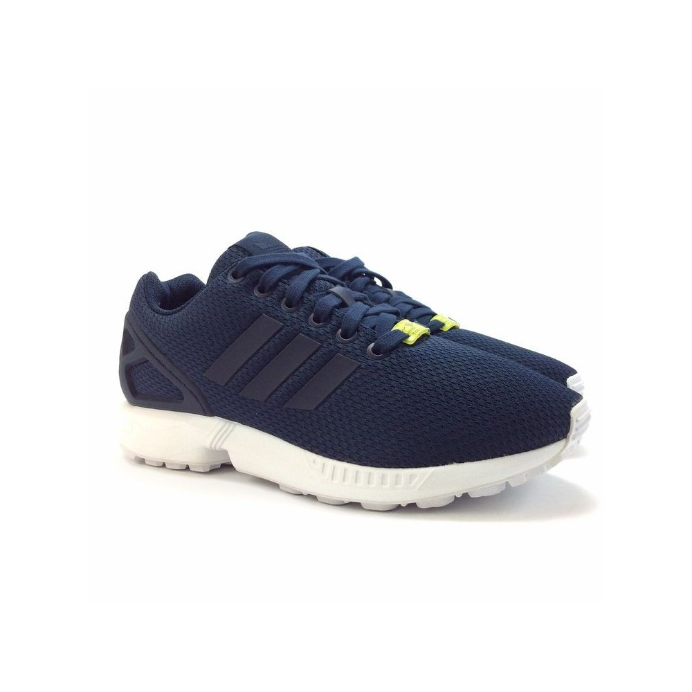 acheter pas cher 870a1 40fee where to buy adidas zx flux bleu 2e908 c4b16