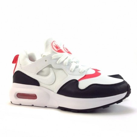 chaussure homme air max rouge