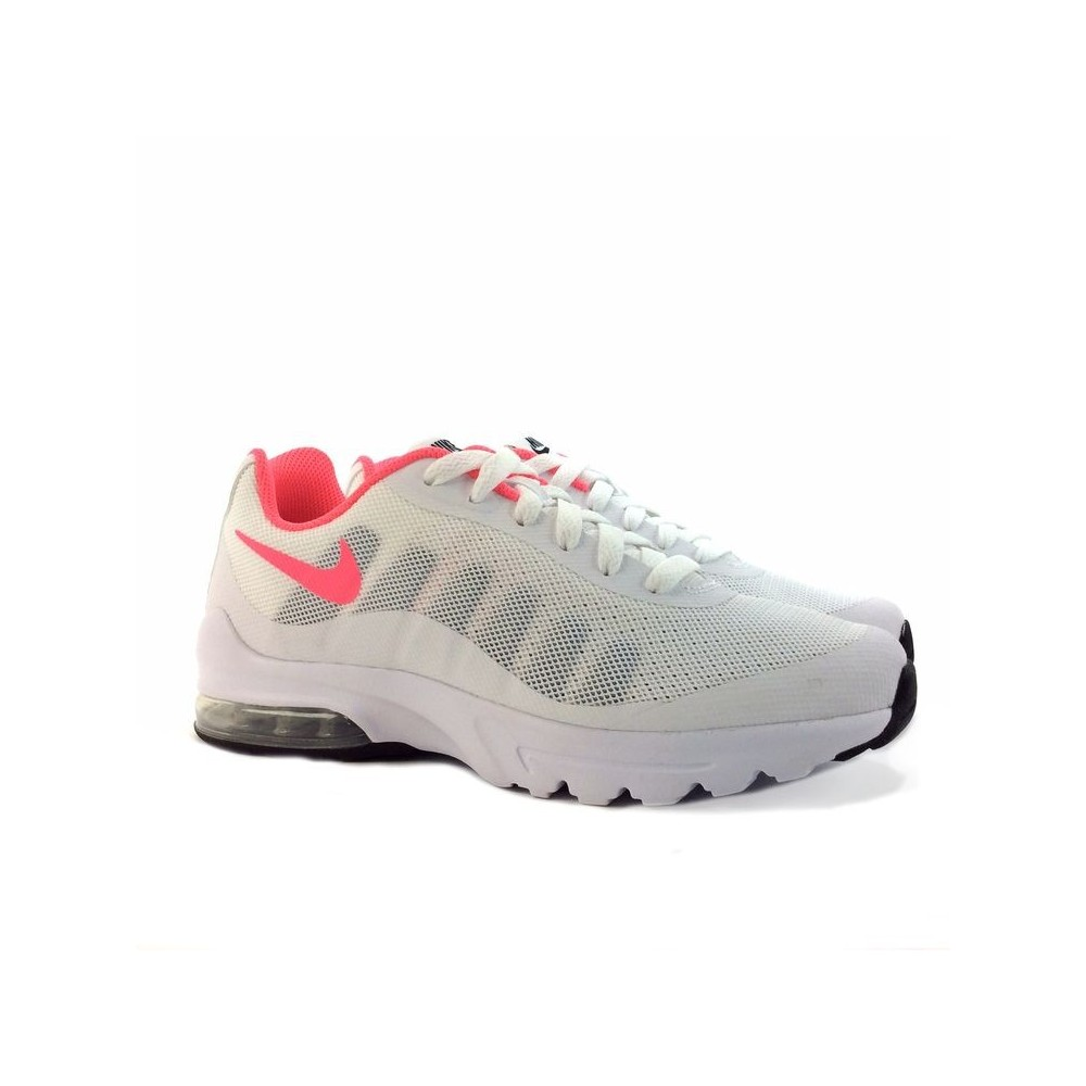 online store cd8f2 dee27 Baskets Nike Air Max Invigor Blanc - Femme   Zeshoes.com