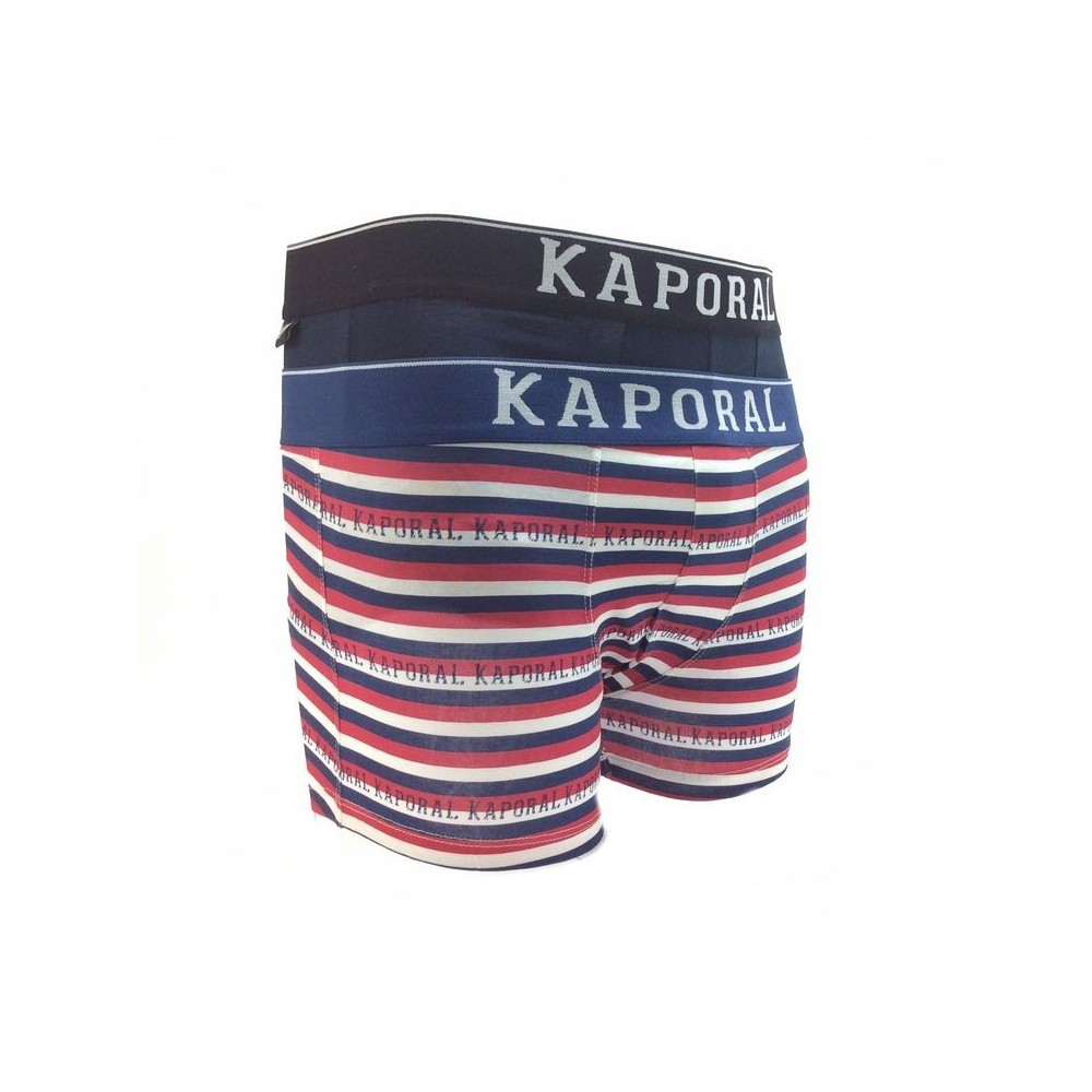 Article: quela pack x2 Reference: Quelared Manufacture: Kaporal Product category: Boxer homme