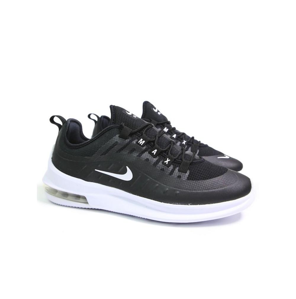 cheaper 2f33d 2d95c Basket Nike Air Max Axis de couleur noire  référence   AA2146-003