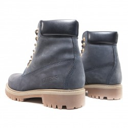 MORRIS LEATHER LOW