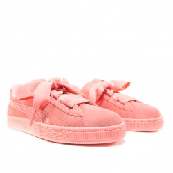 Puma Suede Heart Snake Junior