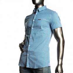 Chemise Guess bleue