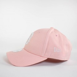 Casquette New Era rose