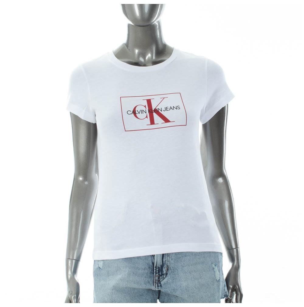 Calvin T Klein Shirt Blanc dxBorQCeW