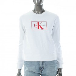 Sweat Calvin Klein blanc