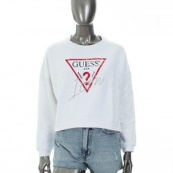 Sweat Guess blanc