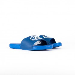 Tong Lacoste bleue