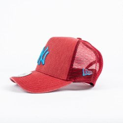 Casquette New Era rouge
