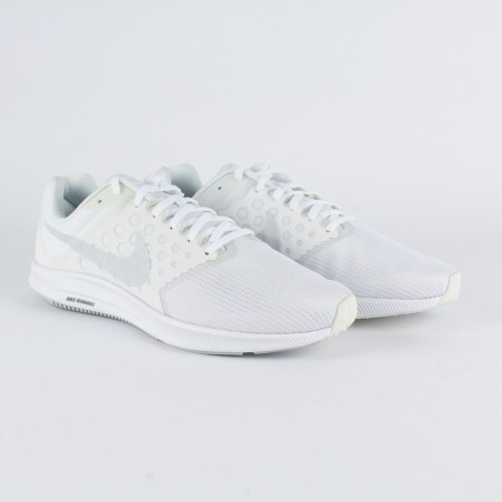 nike downshifter 7 femme blanche