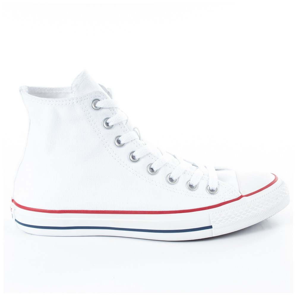 chaussure converse montante blanche