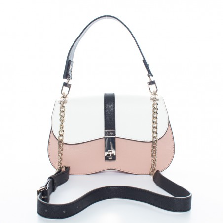 Sac a main femme Guess asher contrasting shoulder