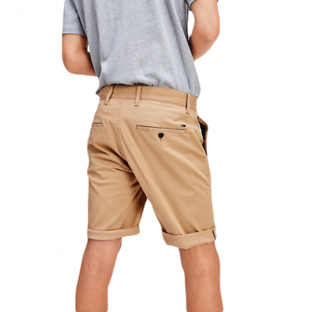 Short homme Tommy Jeans Marron  ESSENTIAL CHINO SHORT