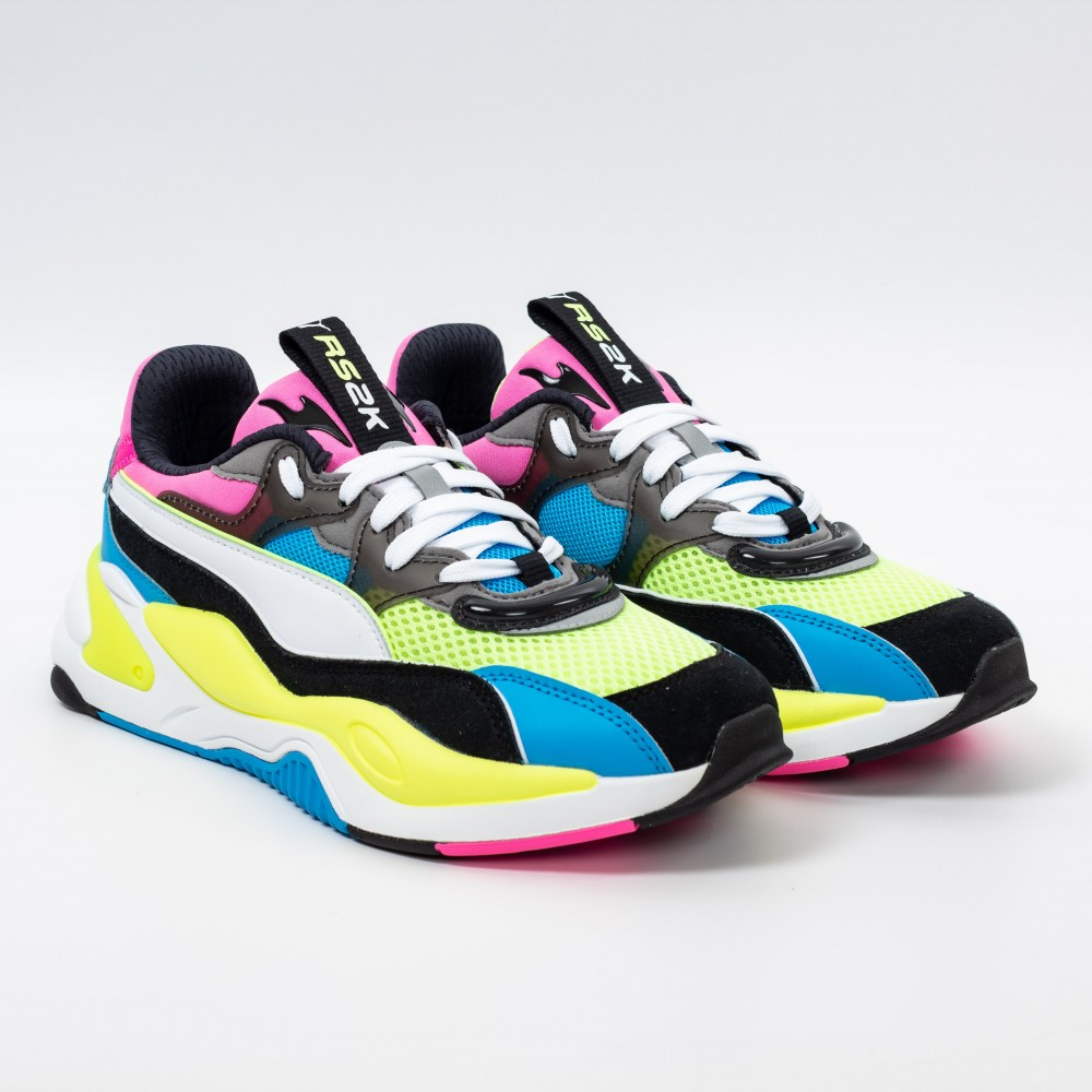 Basket basse femme Puma  Multicolor  RS-2K internet exploring