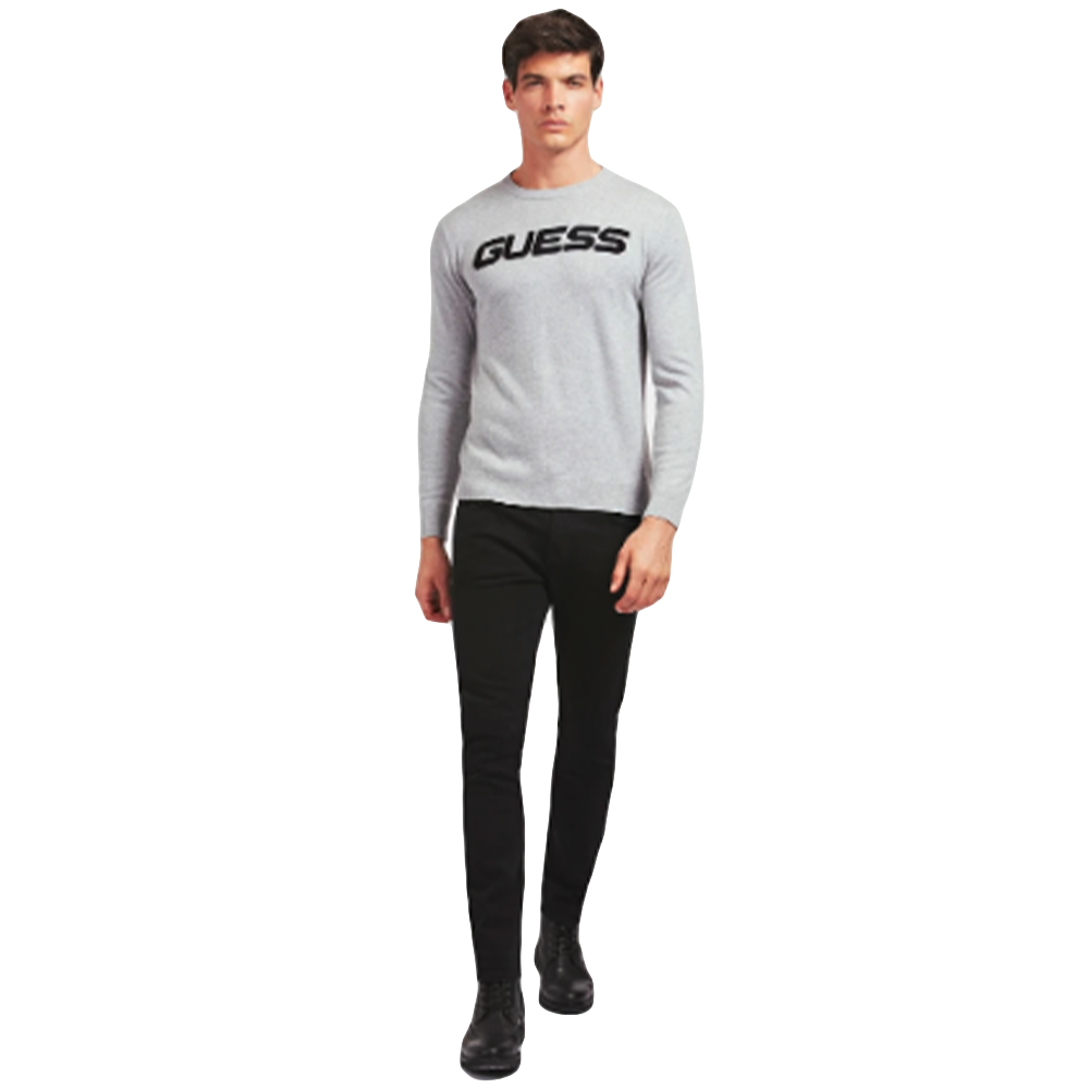 Article: Slim logo Reference: M0BR53-SHGY Manufacture: Guess Product category: Pull homme