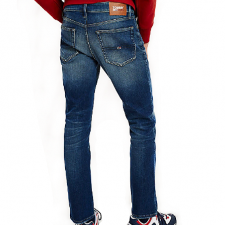 Jeans homme Tommy Jeans Bleu Classic dark