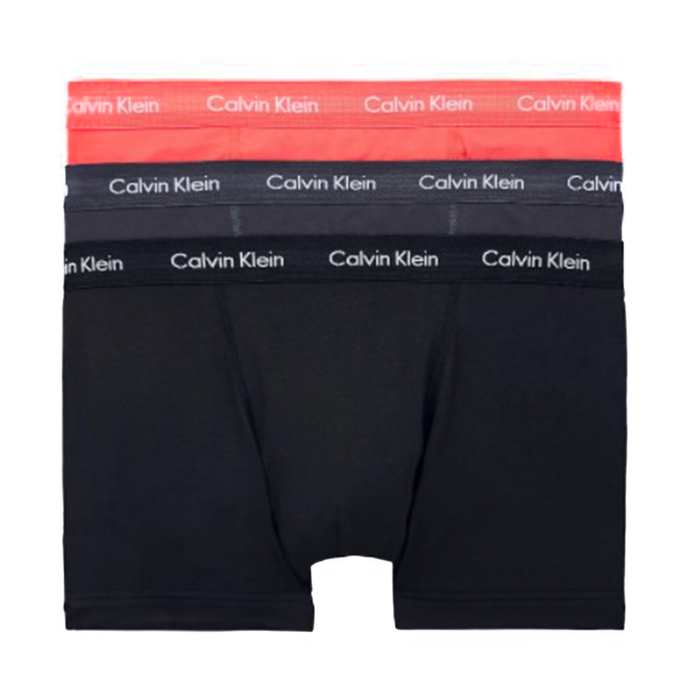 Boxer homme Calvin Klein  Multicolor  Pack x3 unlimited logo
