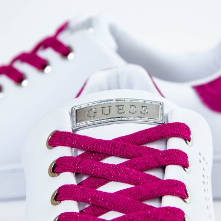 Basket basse femme Guess Blanc Perf mode