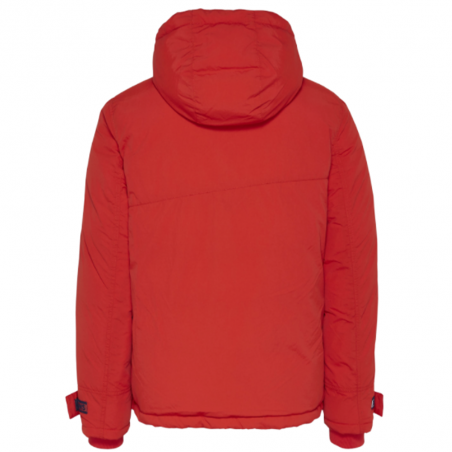 Blouson homme Tommy Jeans Rouge Solid graphic jacket