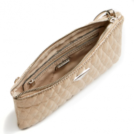 Portefeuille femme Guess Rose Classic logo