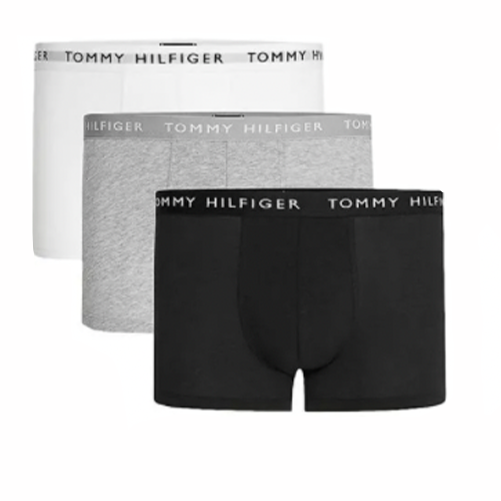 Boxer homme Tommy Jeans  Multicolor  Pack x3 unlimited logo