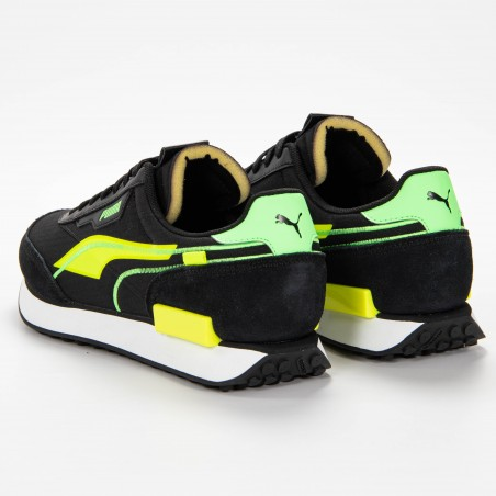 Basket basse homme Puma Noir Future rider twofold sd trainers
